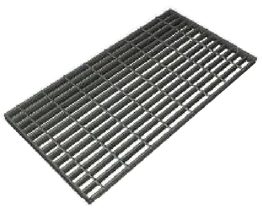Fabricated Grating Categories